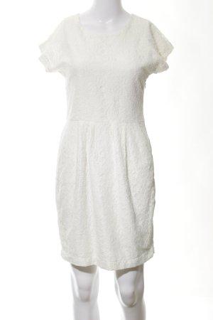 pop cph Spitzenkleid weiß Elegant