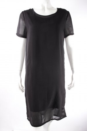 Pop Shirtkleid semitransparent