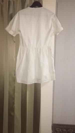 Zara Shortsleeve Dress white-natural white