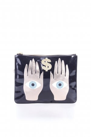 "Poppy Lissiman Clutch ""WOR$HIP CLUTCH"""