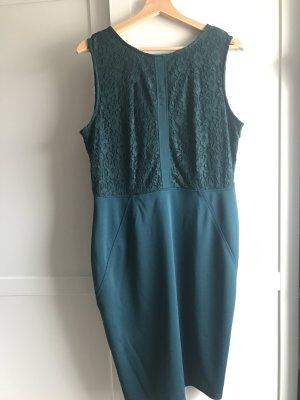 Poppy Lux, schickes Cocktail Kleid, Kleid knielang, Bleistiftkleid, Silvester