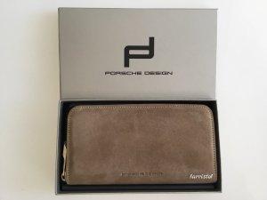 Porsche Design Portefeuille marron clair cuir
