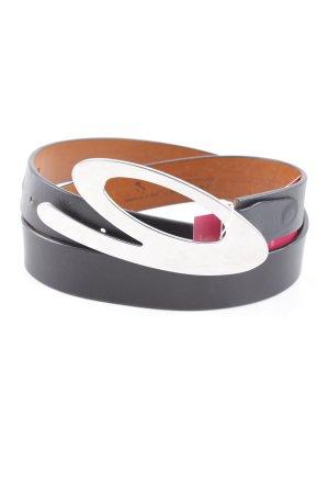 Porsche Design Ledergürtel mehrfarbig Elegant