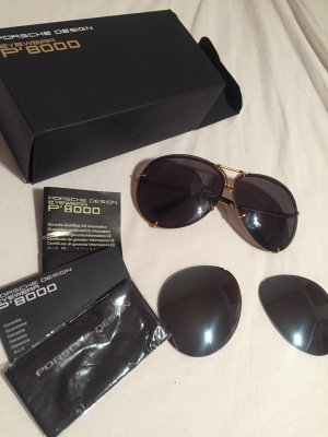 Porsche Design Sonnenbrille Pilotenbrille Aviator