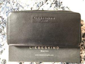Liebeskind Berlin Wallet black leather