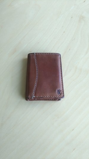 Fossil Hand Fan brown-cognac-coloured
