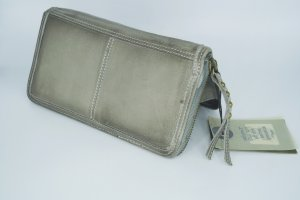 by BURIN Wallet grey