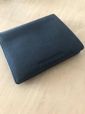 Bernd Berger Wallet black leather