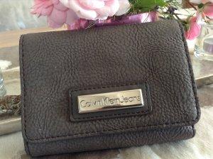 Portemonnaie Calvin Klein Leder