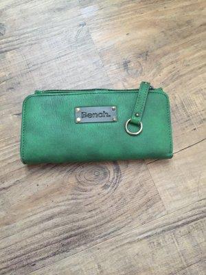 Bench Portefeuille vert forêt-vert