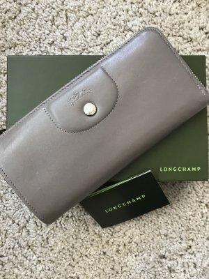 Longchamp Portefeuille gris-argenté
