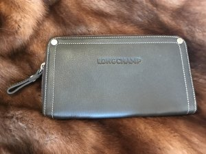Longchamp Portefeuille gris-magenta