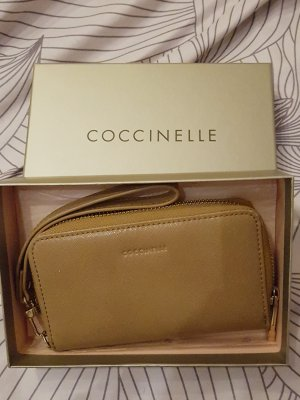 Coccinelle Wallet gold-colored-light brown