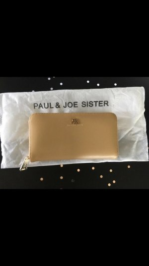 Paul & Joe Sister Cartera beige claro Cuero