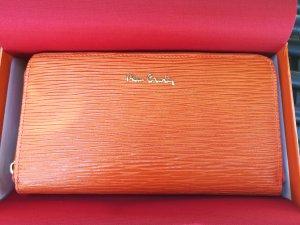 Pierre Cardin Portefeuille orange