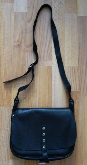 Porter Tokyo (Yoshida & Co.) made in Japan Saddle Bag Tasche crossbody Leder