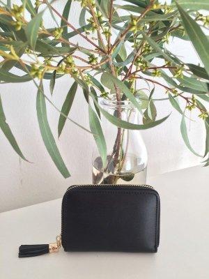 Fifth Avenue Portefeuille noir cuir