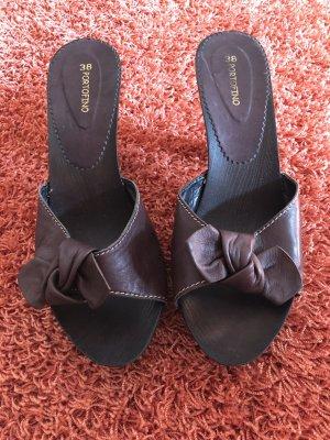 Portofino clogs heels Pantoletten Größe 38