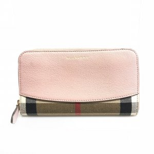 Burberry Portefeuille rose