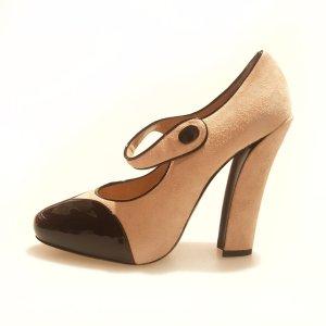 Powder Color  Emporio Armani High Heel