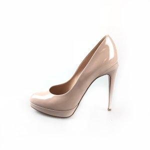 Fendi Sandalo con tacco alto rosa