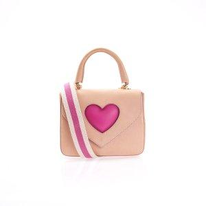 Powder Color  Moschino Shoulder Bag