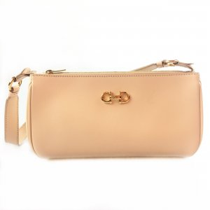 Powder Color  Salvatore Ferragamo Shoulder Bag