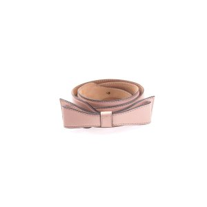 Powder Color  Valentino Belt