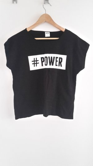 # Power T shirt, kaum getragen