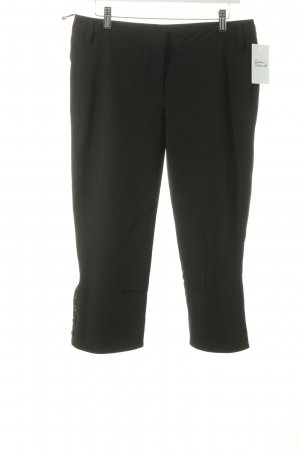 Prada 3/4-Hose schwarz Business-Look