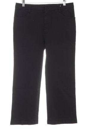 Prada Jeans 7/8 noir style décontracté