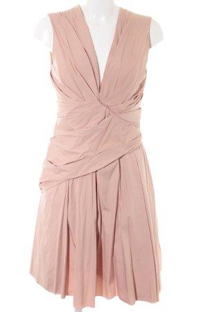Prada A-Linien Kleid altrosa Elegant
