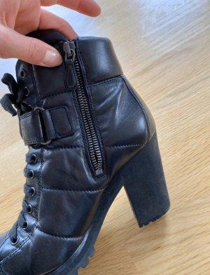 Prada Ankle Boots, Stiefeletten 38,5