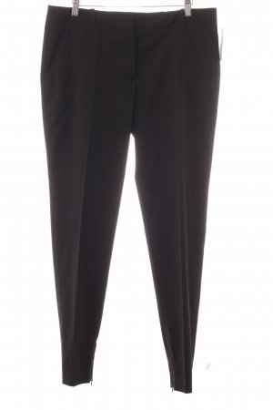 Prada Pantalon zwart zakelijke stijl