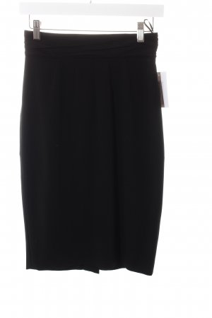 Prada Asymmetry Skirt black elegant