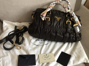Prada Handbag dark brown