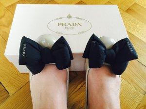 Prada Ballerinas 38 1/2 - Original, ungetragen mit Karton