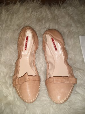 Prada Ballerinas