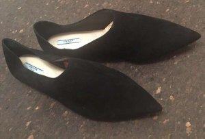 Prada Ballerinas black