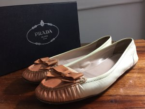 Prada Ballerinas ❤️ Ombré Pfirsich Pastell ❤️ Gr 41