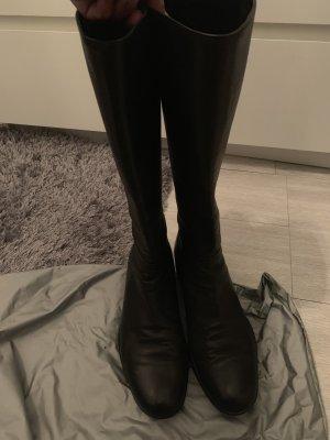 Prada Botas de invierno negro