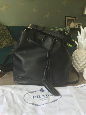 Prada Beutel Tasche schwarz