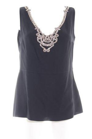 Prada Blouse Top black elegant