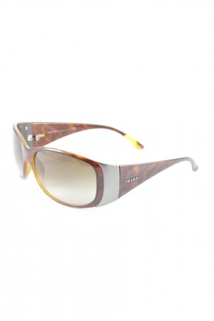 Prada Glasses brown