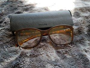PRADA Brille Brillenrahmen Hornoptik NEU!