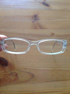 PRADA Brille/ Lesebrille Transparenzoptik