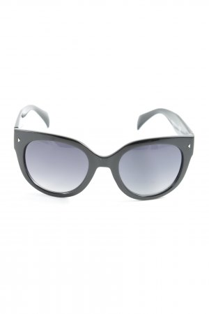 "Prada Glasses ""PR 0PR 17OS 54 1AB0A7"" black"