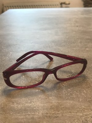 Prada Glasses carmine
