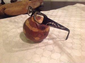 Prada Gafas marrón oscuro-color plata