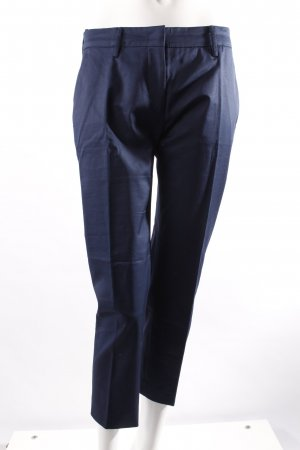 Prada pleated pants dark blue